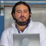 A Montespaccatoultimo saluto al giornalista sportivo Emiliano Di Nardo