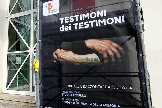 testimoni dei testimoni Roma
