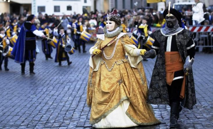 Carnevale Roma