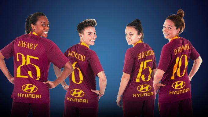 Hunday Roma donne