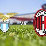Lazio e Milan in campo per la Coppa Italia: ritorno il 24 aprile