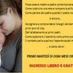 Spazio Mamme Roma: primo appuntamento martedì 5 marzo