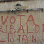 C'era scritto Vota Garibaldi Lista n. 1: cancellata la storia della Garbatella