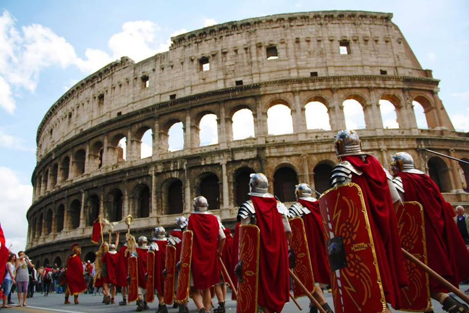 21 aprile compleanno di Roma