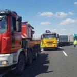 Drammatico incidente sull'autostrada A1 a Zagarolo: feriti bambini francesi