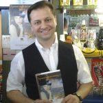 Diego Galdino presenta il suo nuovo romanzo Bosco Bianco