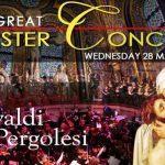 Gran concerto di Pasqua nella Chiesa di San Paolo Entro le Mura