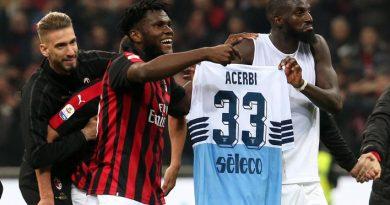Il Milan prende in giro Acerbi