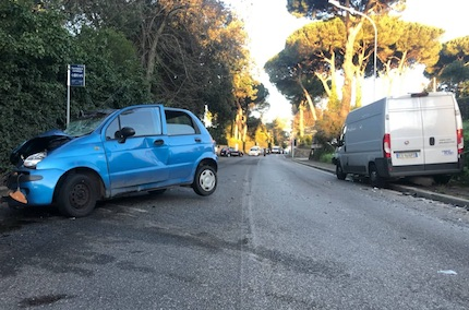 Incidente Giulia De Lorenzo