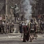 Tu non vedrai nessuna cosa al mondo maggior di Roma
