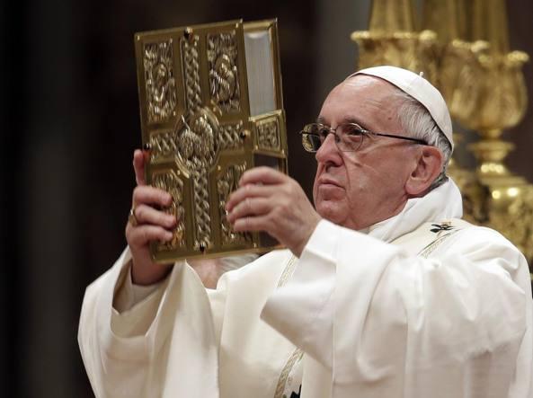 Papa Francesco Pasqua a Roma