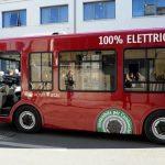 Ecco il primo minibus romano 100 per cento elettrico