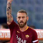 Daniele De Rossi lascia il club nel quale è cresciuto ma non si ritira dal calcio