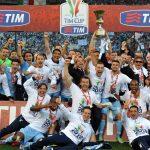 Coppa Italia. E' la grande notte della finale: la Lazio cerca il settimo trofeo
