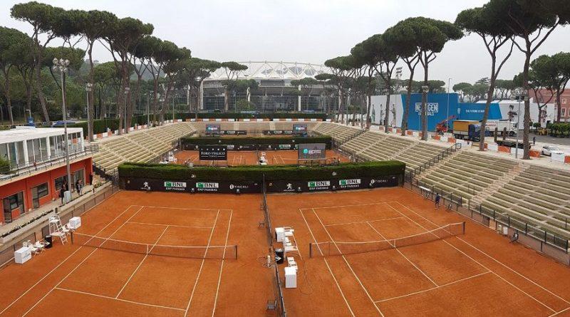 Tennis pre qualificazioni