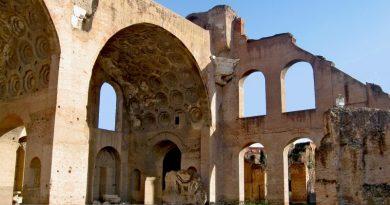 basilica di Massenzio - Roma
