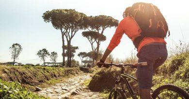 cicloturismo a Roma
