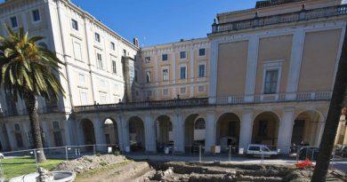 giardino di Palazzo Corsini Roma