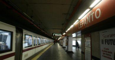 metro roma stazione lepanto