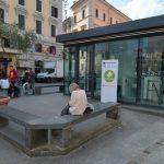 Ecco i Vespasiani 2.0,i nuovi bagni pubblici di Roma