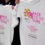 Domani Race for the cure edizione del ventennale