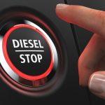 Divieto di circolazione permanente mezzi diesel euro 3 dal 1° novembre in centro