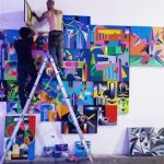 ArtStreet a Roma: mostra di Tancredi Fornasetti e riprese per il docufilm di Jos Diegel