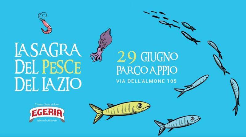 La sagra del pesce del Lazio