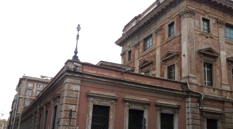ex Zecca dello Stato Roma