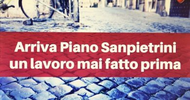 piano sampietrini Roma