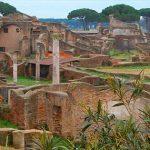 Il Parco di Ostia Antica tra le bellezze mondiali