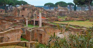 Il Parco di Ostia Antica