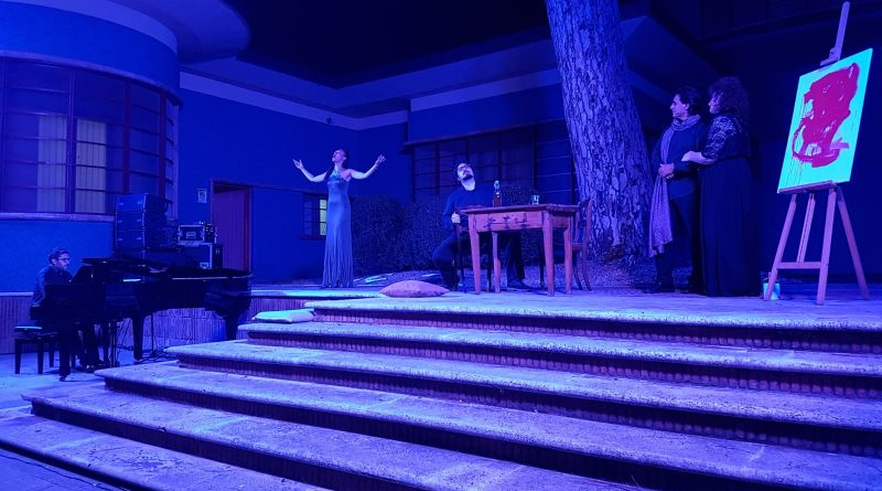 Musica in blu Sabaudia