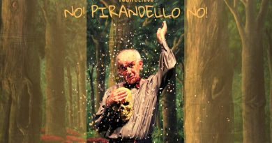 No Pirandello No Teatro Tor Bella Monaca Roma