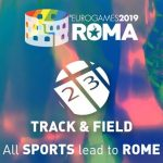 Roma Eurogames 2019 – Track & Field Tournament