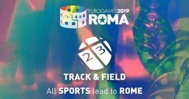 Roma EuroGames 2019