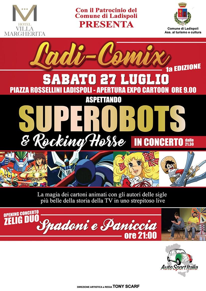 Superobots