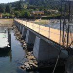 Lago di Bracciano: conclusi i lavori al pontile finanziati da Città metropolitana