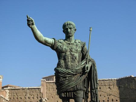 Augusto il ferragosto romano
