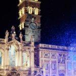 Torna a Roma la neve d'agosto