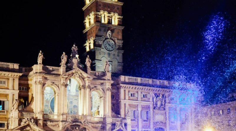 Roma neve agosto