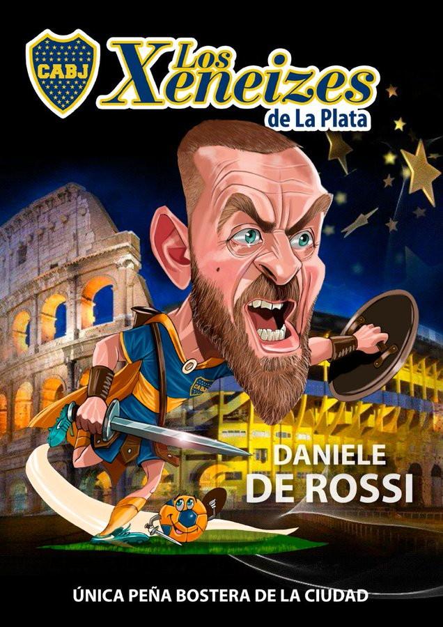 gladiatore De Rossi