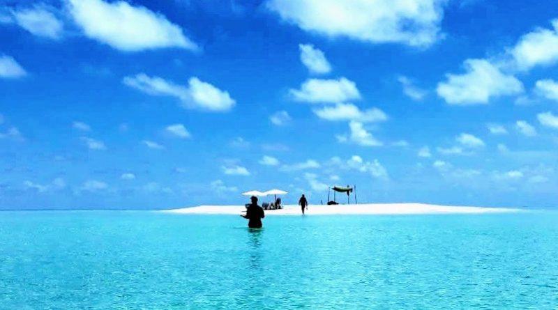natale 2019 alle Maldive