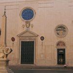 Basilica di Santa Maria sopra Minerva: parziale riapertura a fine mese