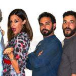 Tre uomini e una cuccia al Teatro Tirso de Molina