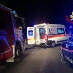Latina. Incidente in via del Lido: morta Moira Savastano