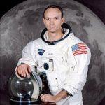 Roma conferirà la cittadinanza onoraria all'astronauta Michael Collins