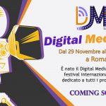 A Roma la prima edizione del Digital Media Fest
