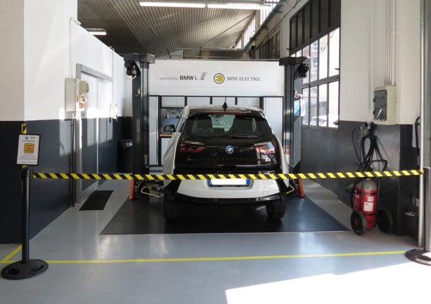 Autonova Milano - settore elettrico