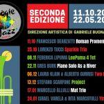 Boogie Jazz Season: nuova stagione di concerti al via l'11 ottobre